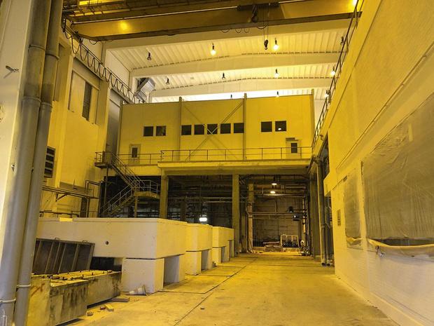 Le FDCA à l'essai dans une usine pilote de R&D