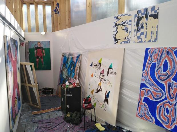 Jongeren verheffen Kevin De Bruyne tot kunst in vierde Platform