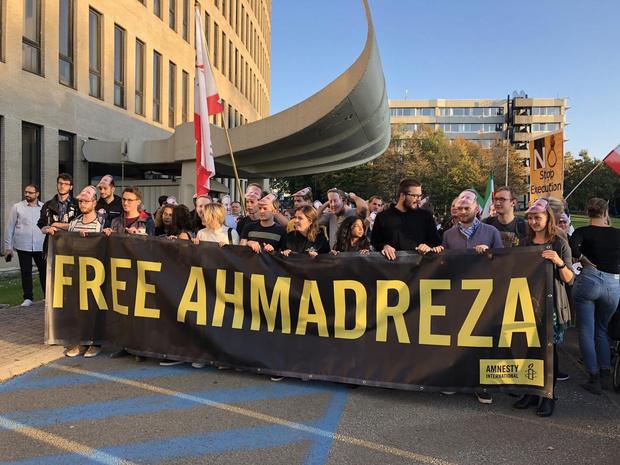 Le professeur de la VUB et médecin Ahmadreza Djalali ne fait pas partie des détenus libérés en Iran