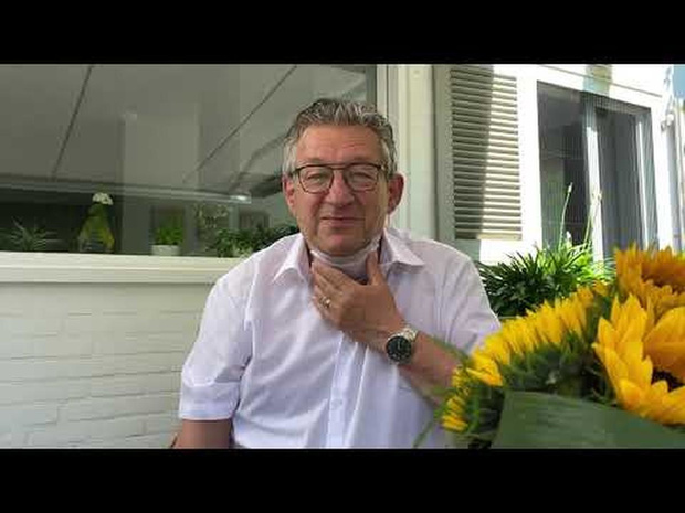 Brugse burgemeester Dirk De fauw openhartig en strijdvaardig week na steekpartij