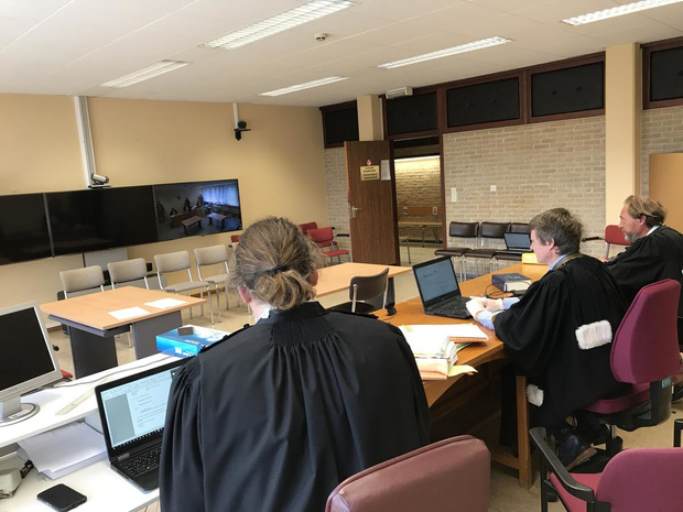 Rechtbank Veurne experimenteert met videozittingen