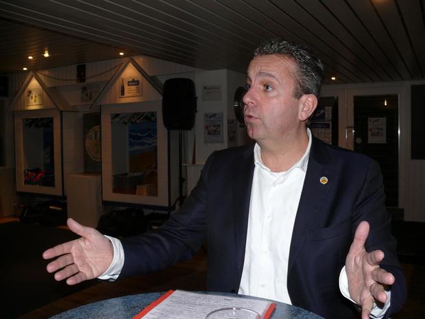 Voorzitter van R. Knokke FC vraagt duidelijke communicatie van Voetbal Vlaanderen