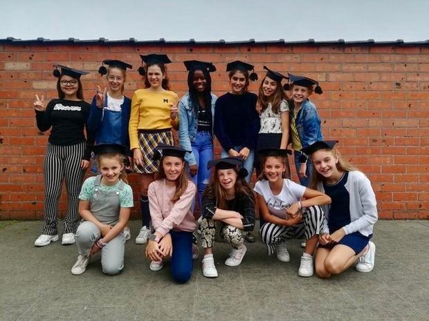 Toch nog afscheidsfeest voor de leerlingen van het zesde in basisschool BaMo