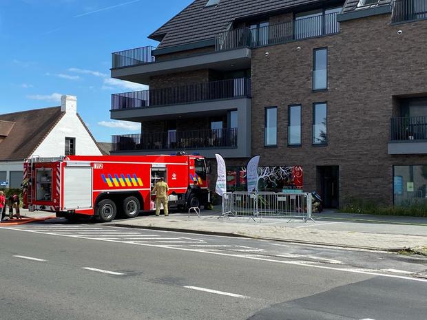 Elektriciteitskast vat vuur in appartement, niemand raakt gewond