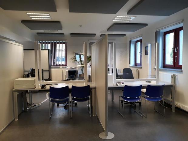 Knokke-Heist installeert snelbalies in stadhuis