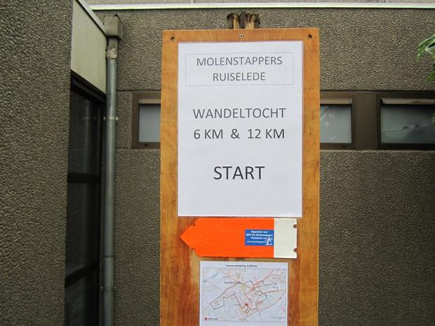 Wandeltocht in Ruiselede