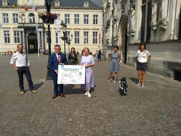 Klimaatplan moet CO2-uitstoot in Brugge met 40 procent verminderen