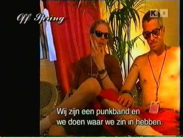 Verslag Rock Torhout 1995