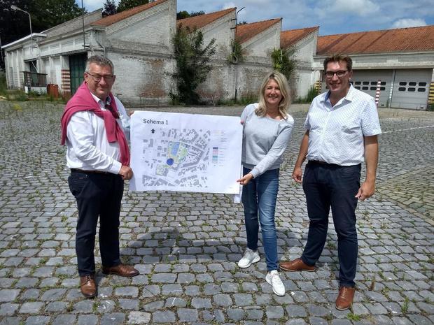 Brugge creëert een groene long en sportpark in het hart van deelgemente Assebroek