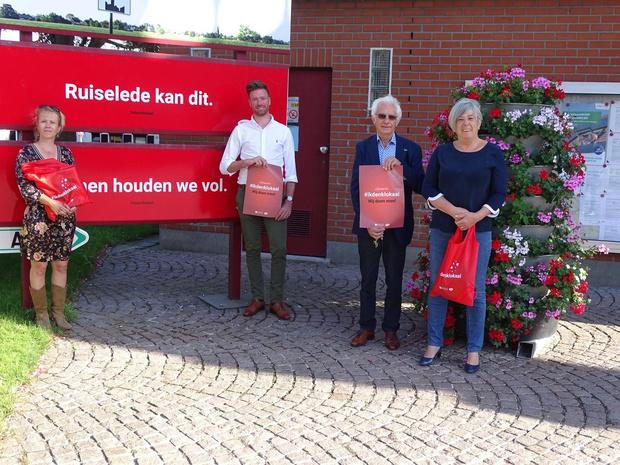 Ruiselede zet aan tot shoppen in eigen gemeente met campagne # ikdenklokaal