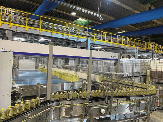 Afvul- en verpakkingsafdeling geoptimaliseerd