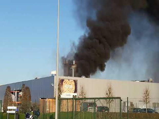 Ovenbrand bij Cerelia