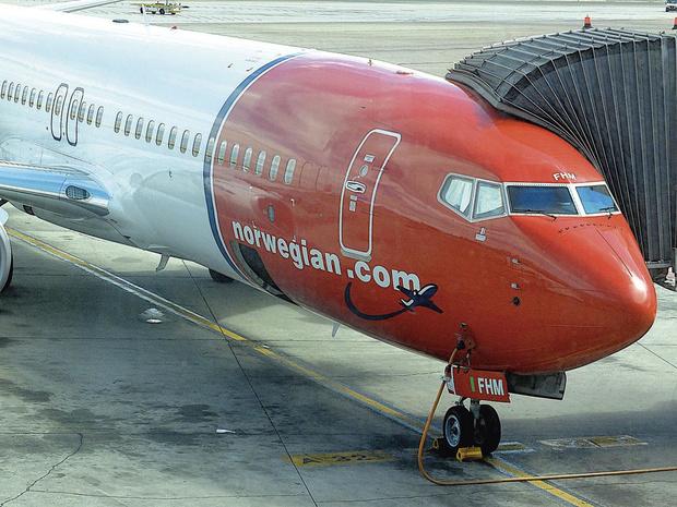 Norse Atlantic Airways à la place de Norwegian