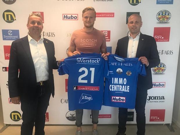 Verdediger Gertjan Martens tekent contract voor 2 seizoenen bij RKFC