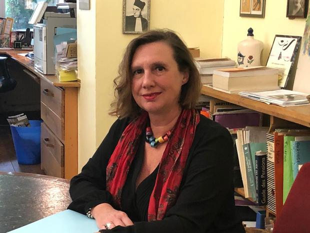 """Patricia van der Smissen, avocate: """" Les féministes se réapproprient ce qu'on nous a pris, ce qui a été détruit """""""