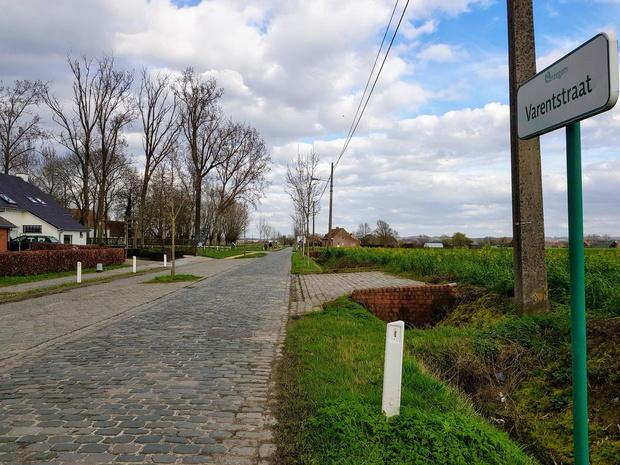 Varentstraat overgedragen aan gemeente Anzegem