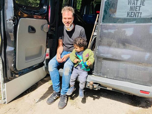 Verdronken Artin kreeg twee weken geleden nog hulp van West-Vlaamse vrijwilligers
