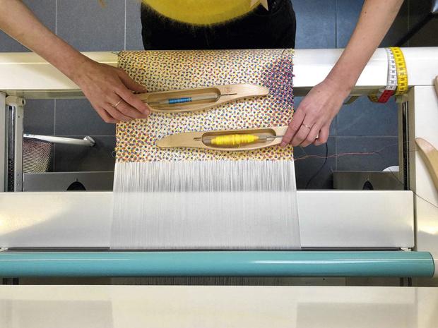 Germination textile