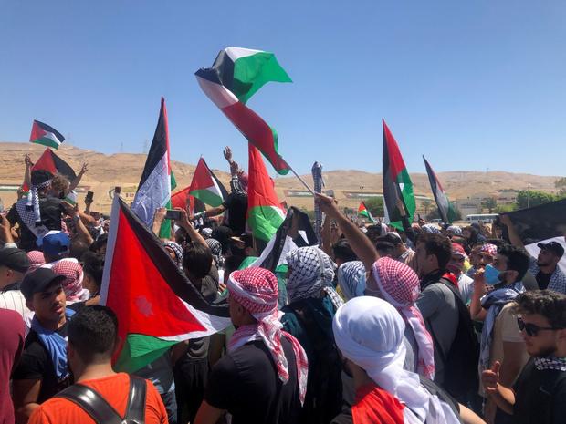 Voor het eerst sinds 1936 breed gedragen staking in alle gebieden van historisch Palestina