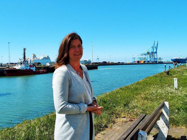 Roseline Supply begeleidt bedrijven die getroffen worden door bouw van nieuwe sluis in Zeebrugge