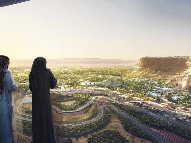 Voor het geld danst de F1-beer, ook in Saoedi-Arabië