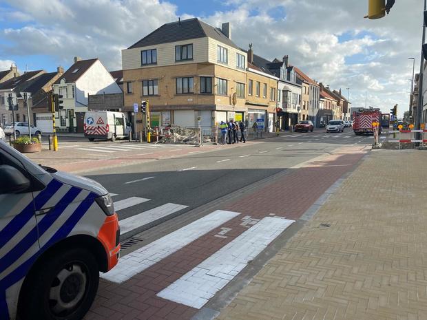 Gaslek in Oostende blijkt minder erg dan eerst gedacht