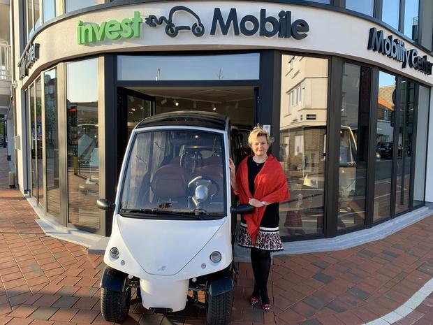 Opening gloednieuwe multistore Invest-Mobile in Knokke-Heist