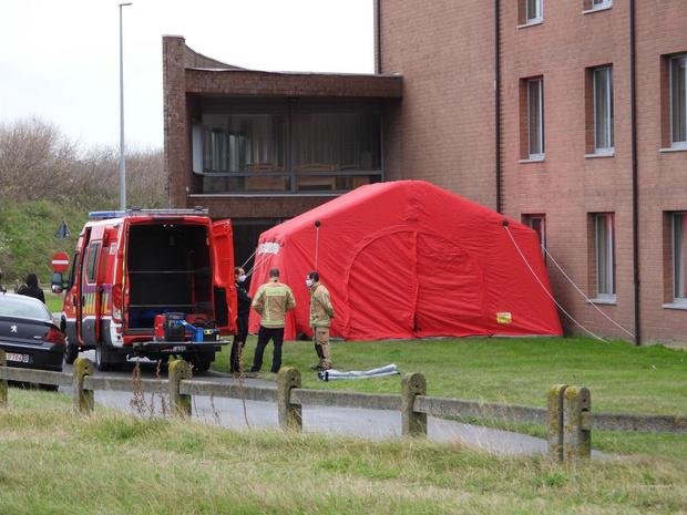 Parket onderzoekt verdacht overlijden aan woonzorgcentrum Duneroze