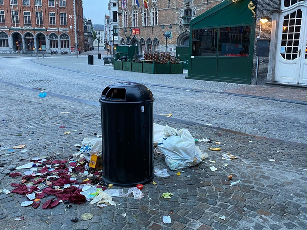 Slimme vuilnisbakken slaan alarm als ze vol zitten