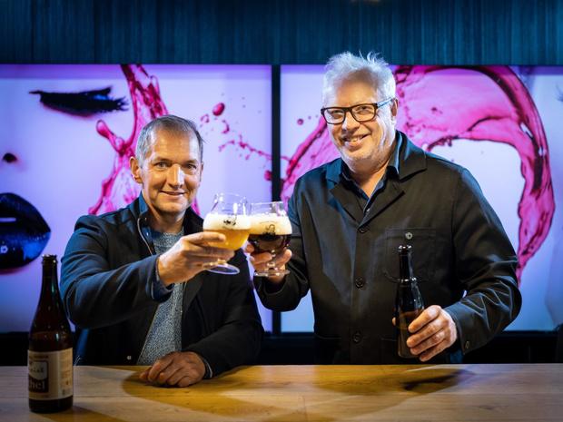 """Karl schrijft naar Stijn Meuris: """"Onze ontmoeting smaakt naar meer"""""""