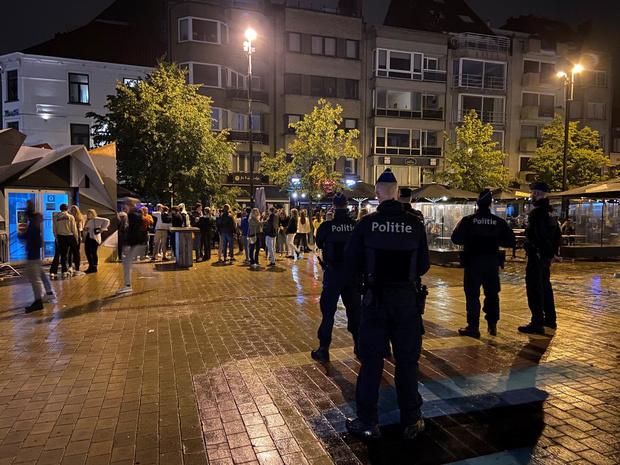Extra patrouilles in Knokke-Heist om Nederlands horecatoerisme in kaart te brengen
