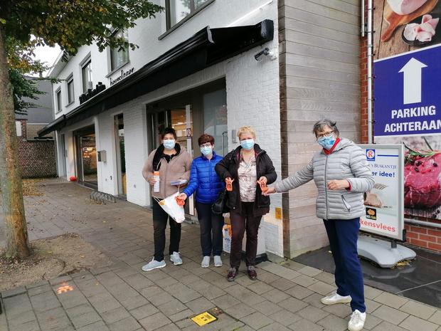 Samana pleit voor comfortabelere voetpaden in Langemark-Poelkapelle