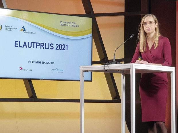Verslag van de Elautprijs 2021