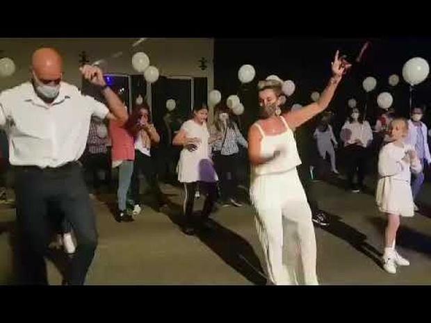 Meer dan 100 Jerusalema-dansers in Ingelmunster