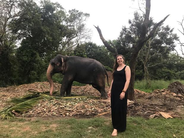Alanah Pelkmans moet haar reis door Zuidoost-Azië vroegtijdig stopzetten