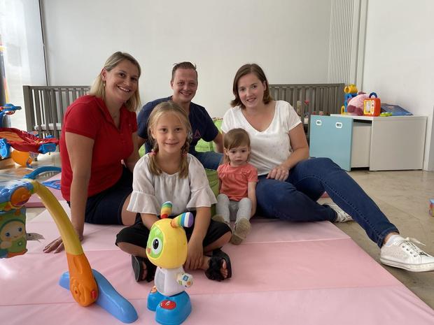 Nieuw kinderdagverblijf 't Kadeetje biedt plaats aan 17 peuters