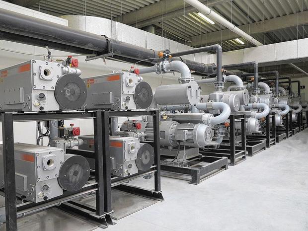 Grotere uptime katalysator centrale pompsystemen