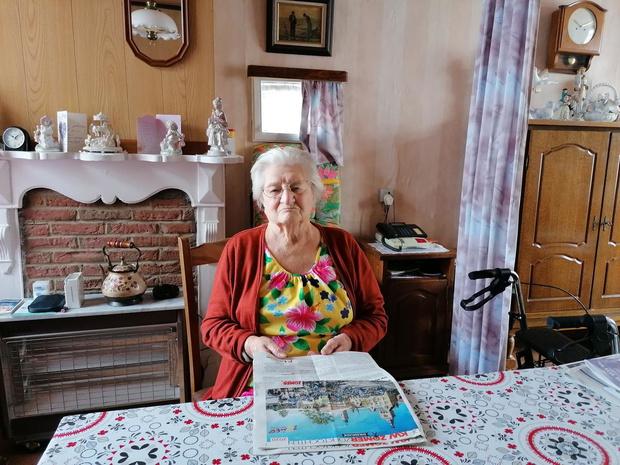 Geen feest voor thuiswonende eeuwelinge Lisa Vanhonsebrouck