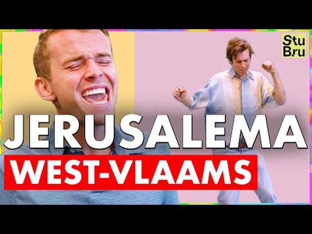 JERUSALEMA in 't WEST-VLAAMS l _Ik ga naar de HEMA_ (parodie)
