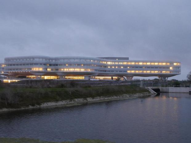 AZ Zeno Knokke-Heist wint European Architecture Award