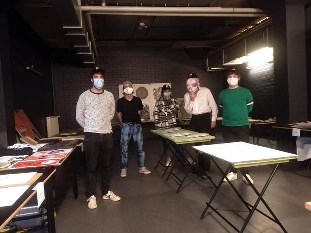 Zomerbar Het Entrepot programmeert 'De Grote Boze Kunstquiz'