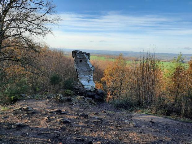 Un GR pour découvrir le premier Géoparc belge, situé en Famenne
