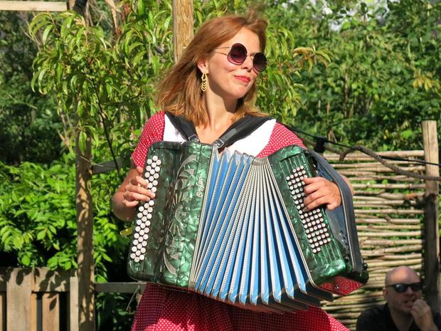 Muzikante Astrid Sioen hoopt weer meer op te treden