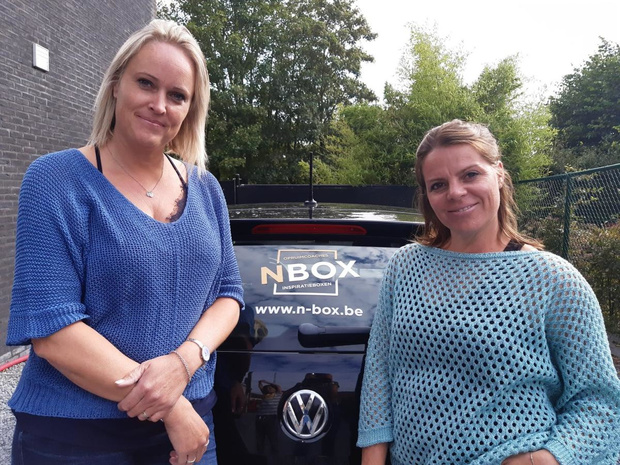 """Opruimcoaches Katrijn en Evelien starten nieuwe zaak: """"Rust en structuur creëren"""""""