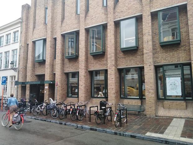 Brugse hoofdbibliotheek Biekorf opent vanaf 1 juli een uur vroeger