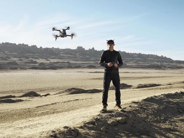 Les drones prennent de la hauteur
