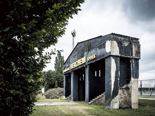 Ludo Coeckstadion - Berchem Sport