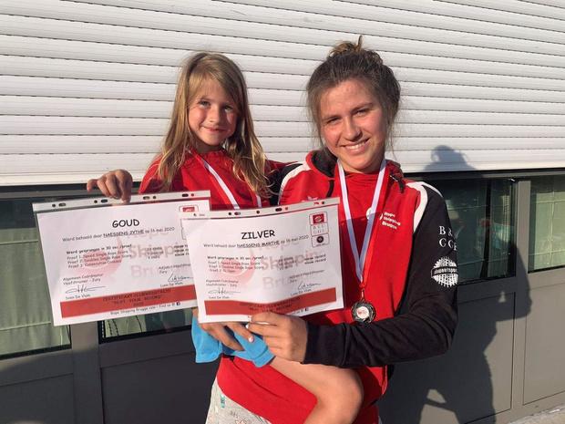 Sporters Rope Skipping Brugge houden wedstrijd in eigen kot