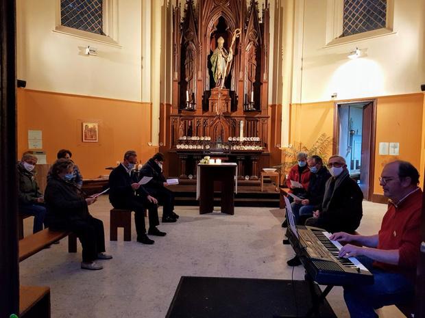 """Jan Glorieux nodigt je uit voor dagsluiting in Sint-Arnolduskerk """"Eeuwenlange traditie"""""""