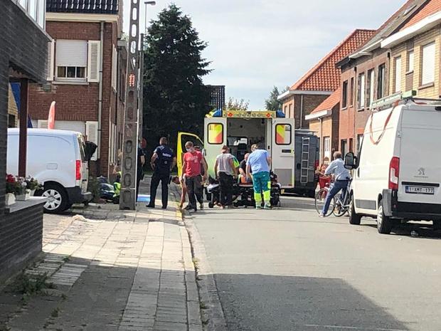 Dakwerker zwaargewond na val in Eernegem